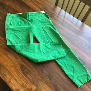 J crew Mattie crop pants